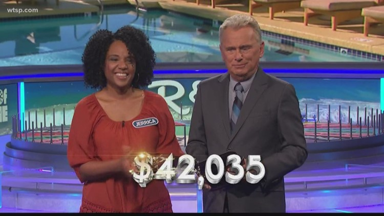 Wow Moments: St. Pete woman is lucky on 'Wheel of Fortune'