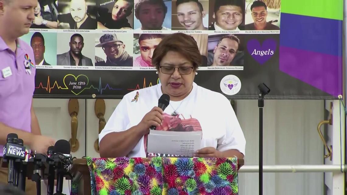 Names of 49 people killed in Pulse nightclub shooting read aloud