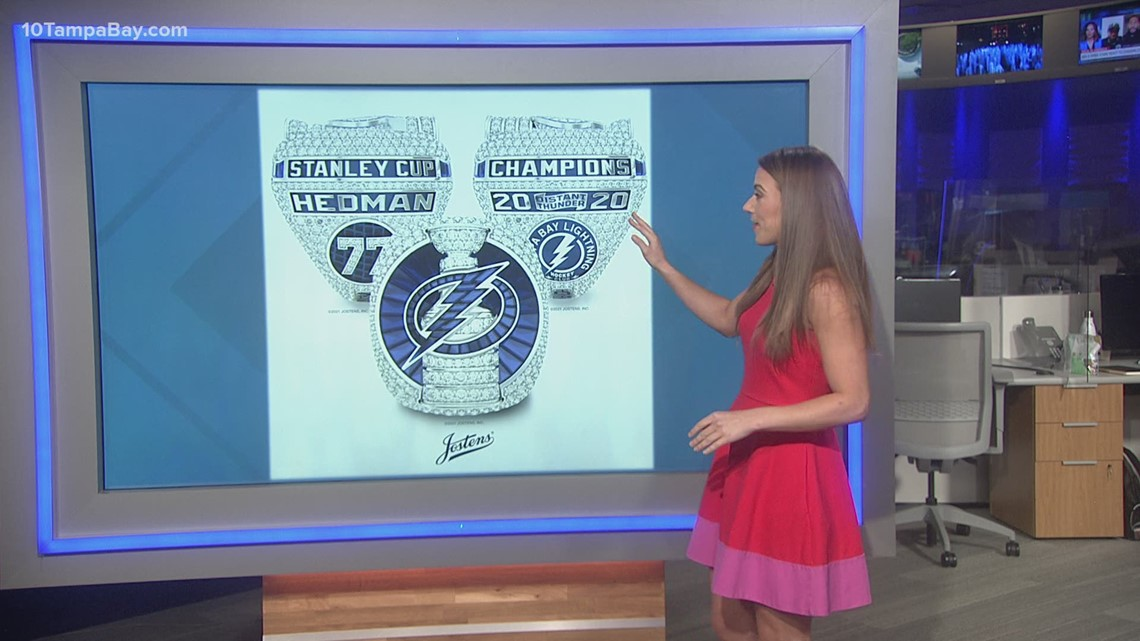 Lightning unveil 2020 Stanley Cup championship rings