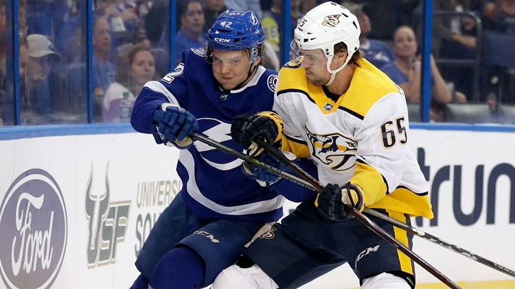 Lightning sign Otto Somppi to one-year contract