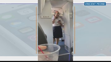 Man had a Delta flight to New York all by himself