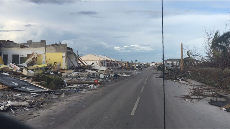 Fire department teams up with aerospace center for humanitarian aid in the Bahamas