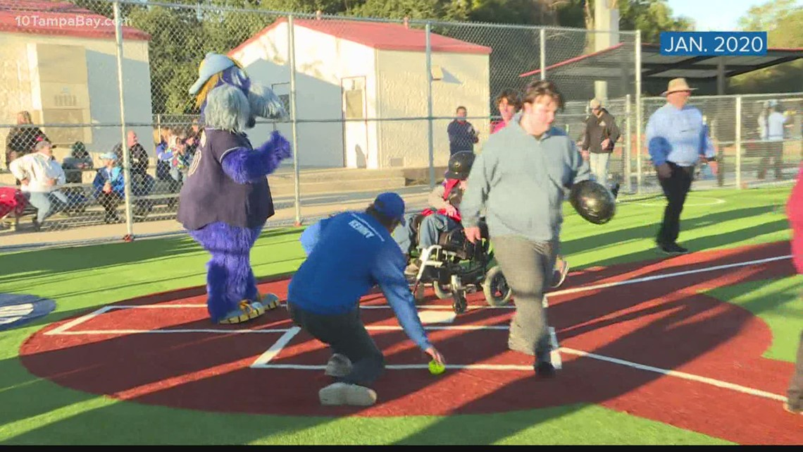 Buddy Baseball returns to the field after pandemic forces short season