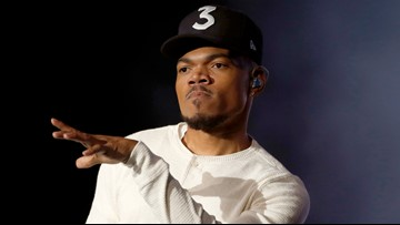Chance the Rapper to perform this fall at Amalie Arena
