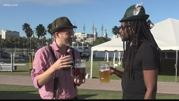 Oktoberfest celebration returns to Tampa with new beer and food