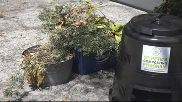 City of St. Pete creates free composting program