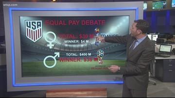 Equal Pay Debate: Examining US Soccer's wage gap | 10News WTSP