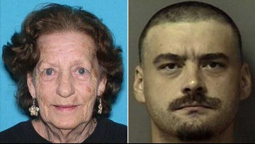 Citrus Co. man accused of neglecting grandmother to the point of death, then burying her body
