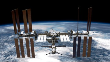 NASA: 'Mal-intent' not necessarily behind ISS pressure leak