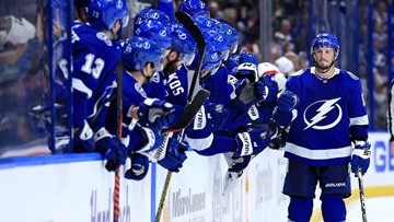 Tampa Bay Lightning open season with a 2-1 shootout win over Panthers