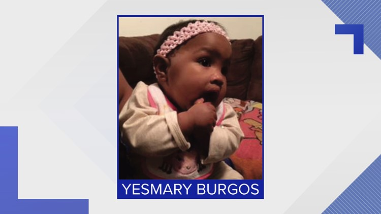 missing baby hillsborough co deputies search for missing girl