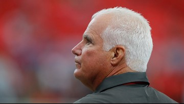Buccaneers fire Mike Smith following third straight loss; Mark Duffner to take over