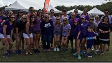 Join 10News and 'Take Steps for Crohn's and Colitis' Walk this weekend