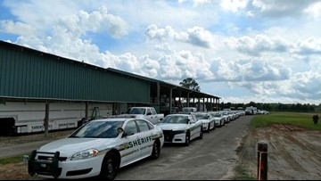 Polk County Sheriff's Office sends more help for Hurricane Michael relief