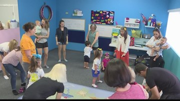 Playgroup helps parents of children with special needs