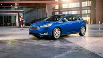 Ford recalls 1.5 million Ford Focus cars that could stall due to fuel tank problem