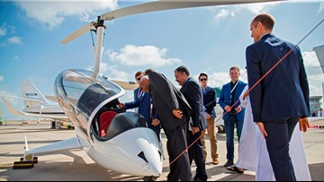 What is a gyroplane? Or, is it a gyrocopter? | wtsp com