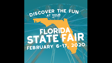 10 News wants to send you to the Florida State Fair!
