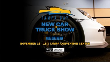 Win tickets to The New Car & Truck Show