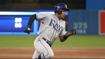 Rays deal Mallex Smith to Seattle for C Mike Zunino and OF Guillermo Heredia