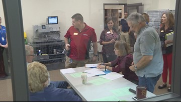Polk County begins election recounts of about 247K ballots
