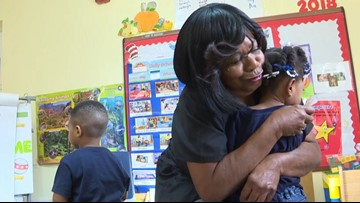 Tampa Teachers encourage students to learn C.A.L.M. lessons