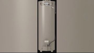 Water heaters recalled after several of them reportedly started fires