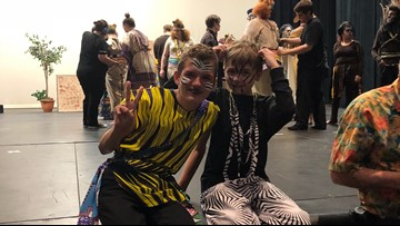 'Broadway Buddies' helps special needs kids open up on the stage