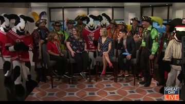 Chick-fil-A teams up with Gasparilla Festival