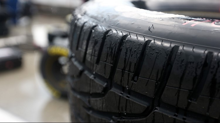 Florida's temperature is dropping, and your tires will feel the impact