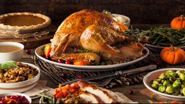 In the fridge or cold water method: When to start thawing your Thanksgiving turkey