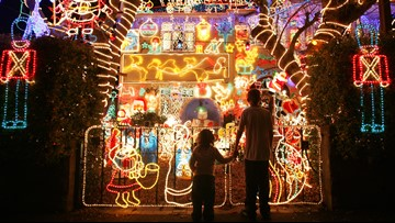 Lowry Park Zoo Christmas.Here S Your Guide To Holiday Events In Tampa Bay Wtsp Com