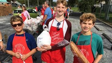 Anonymous donor buys 10,000 turkeys for Bay area needy