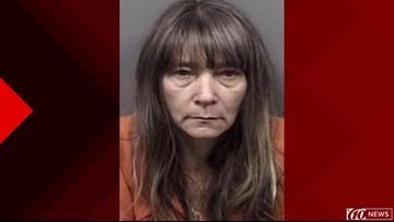 Florida woman named Crystal accused of trafficking crystal meth