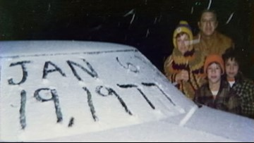 It's been 43 years since it snowed in Tampa Bay
