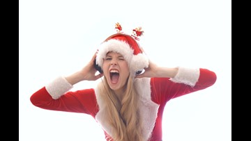 Holiday music too early can add to holiday stress, doctors say