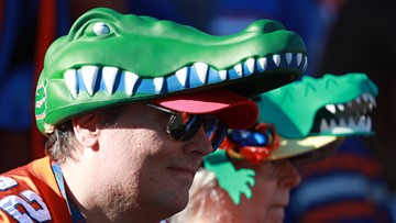 Gators crush Seminoles 41-14, end Seminoles 36-year bowl streak