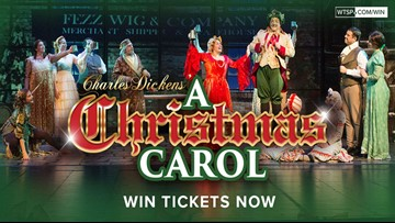 Win tickets to A Christmas Carol