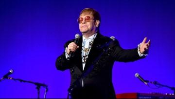 Elton John announces rescheduled Amalie Arena concert for fall 2019
