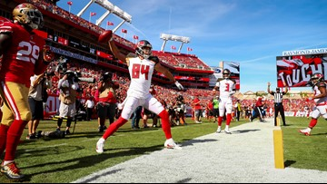 Bucs offering free seats to season-ticket holders after smallest crowd in 8 years