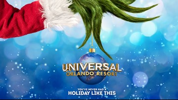 10 News wants to send you to Universal Orlando Resort™