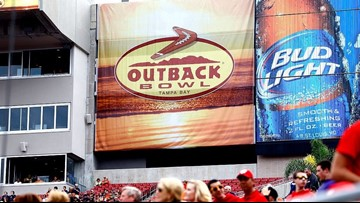 Mississippi State, Iowa to play in the Outback Bowl