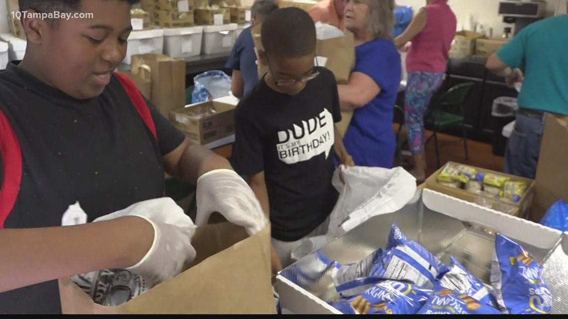Meals on Wheels for Kids needs volunteers to help deliver meals