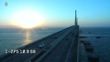 Why hasn't FDOT added netting to prevent suicides on the Sunshine Skyway Bridge?