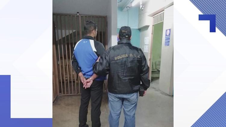 Costa rica arrest 12 4 18 Bismarck Espinoza Martinez