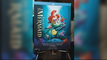 Princeton University singers abandon 'Little Mermaid' song amid consent criticisms