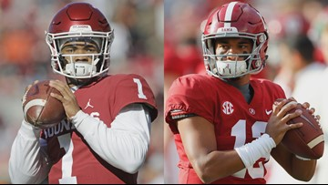 Kyler Murray vs. Tua Tagovailoa: Who wins the 2018 Heisman Trophy?