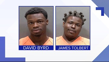 2 arrests made in connection to burglarized Sarasota deputy's vehicle