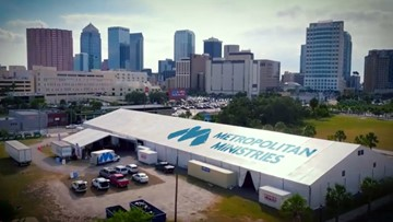 Metropolitan Ministries needs more food to help families this holiday season