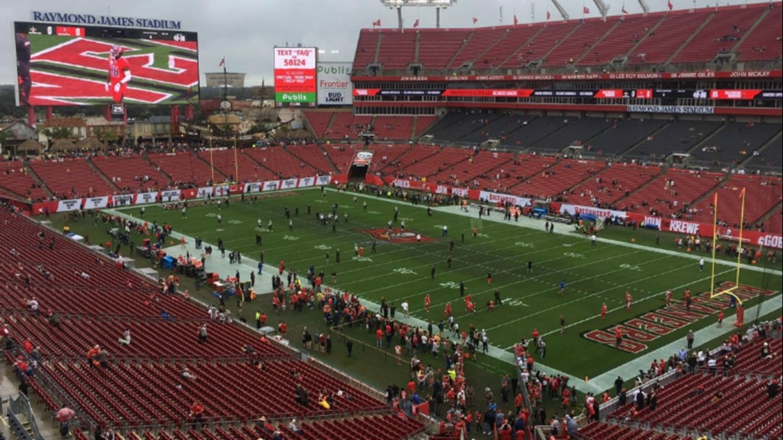Tampa BayBuccaneers will play international game in 2019